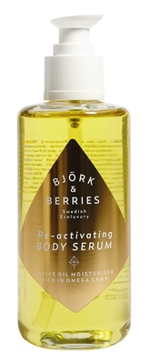 Björk & Berries Re-Activating Body Serum