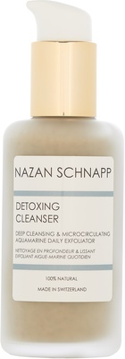 Nazan Schnapp Detoxing Cleanser Deep Cleansing & Microcirculation Aquamarine Daily Exfoliator
