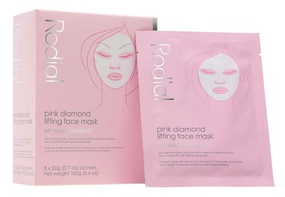 Rodial Pink Diamond Face Lifting Mask
