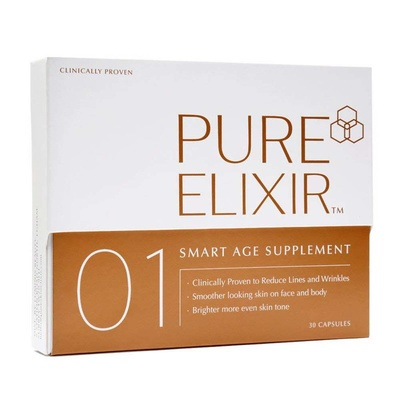 Pure Elixir SMART Age Supplement
