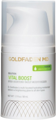 Goldfaden MD Vital Boost - Even Skintone Daily Moisturizer