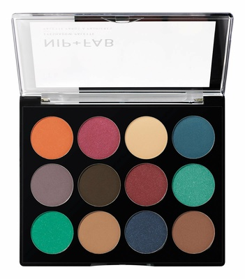 Nip + Fab Eye Shadow Palette Jewel