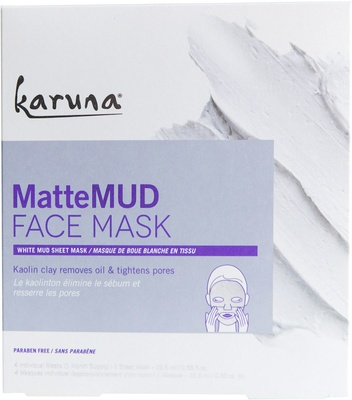 Karuna Matte Mud Face Mask