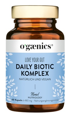 Ogaenics LOVE YOUR GUT Daily Biotic Komplex