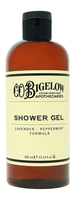 C.O. Bigelow Lavender Peppermint Shower Gel
