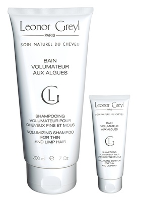 Leonor Greyl Volumizing Shampoo for thin hair Set