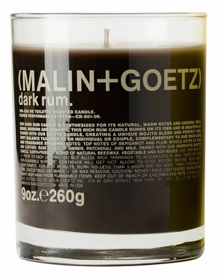 Malin + Goetz Dark Rum Candle