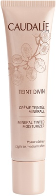 Caudalie Teint Divin Mineral Tinted Moisturizer Light to Medium