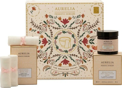 Aurelia Probiotic Skincare The Weekend Facial