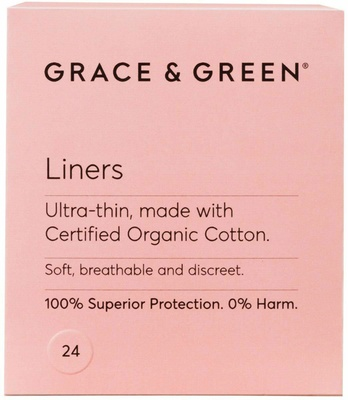 Grace & Green Liners