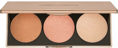 Nude By Nature Highlight Palette