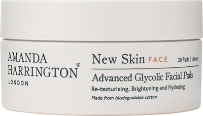 Amanda Harrington London New Skin Face Pads