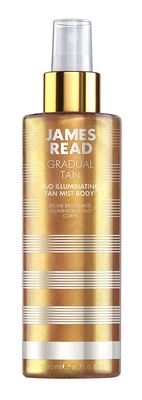 James Read H2O Illuminating Tan Mist Body