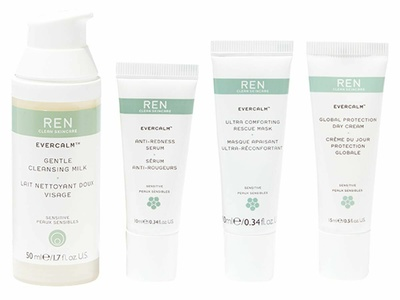 Ren Clean Skincare Evercalm™ Stop Being So Sensitive Kit