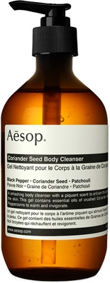 Aesop Coriander Seed Body Cleanser 200 ml