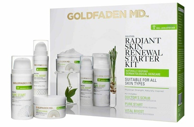 Goldfaden MD Radiant Renewal Starter Kit