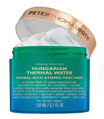 Peter Thomas Roth Hungarian Therman Water Mineral-Rich Atomic Heat Mask