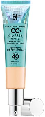 IT Cosmetics Your Skin But Better™ CC+™ Oil Free Matte SPF 40 Medium
