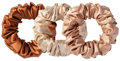 Slip Slip Scrunchies Desert Rose Collection