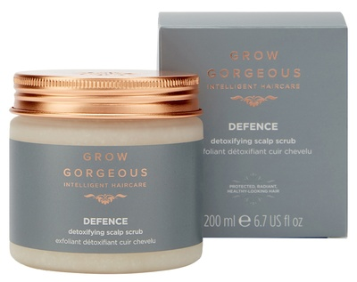 Grow Gorgeous Defence Scalp Scrub