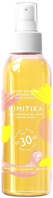 Mimitika Sunscreen Body Oil SPF 30