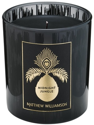 Matthew Williamson Midnight Jungle Candle