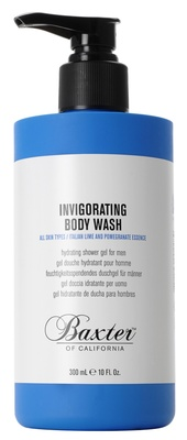 Baxter of California Body Wash Lime and Pomegranate