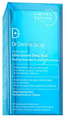 Dr Dennis Gross 20th Anniversary Alpha Beta® Ultra Gentle Daily Peel