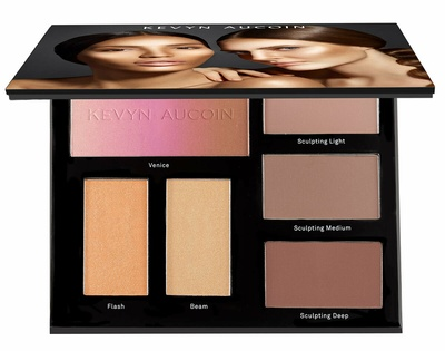 Kevyn Aucoin Contour Book: The Art of Sculpting & Defining Vol III
