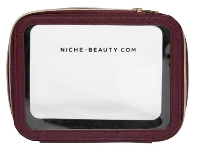 NICHE BEAUTY Niche Travel Bag Berry