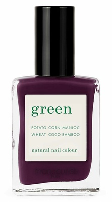 Manucurist Green Nail Lacquer Purple Spinel