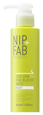 Nip + Fab Teen Skin Fix Pore Blaster Wash Night