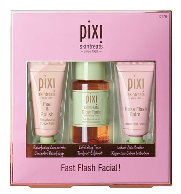 Pixi Fast Flash Facial! Kit