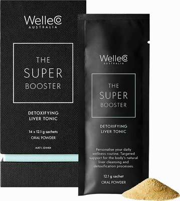 WelleCo Super Booster Detoxifying Liver Tonic