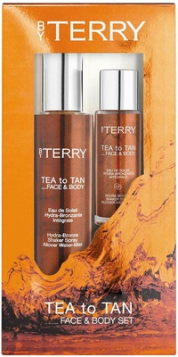 By Terry Tea To Tan Coffret
