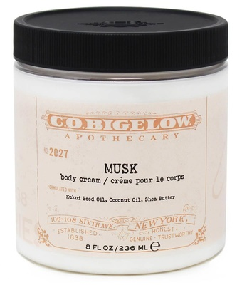 C.O. Bigelow Musk Body Cream