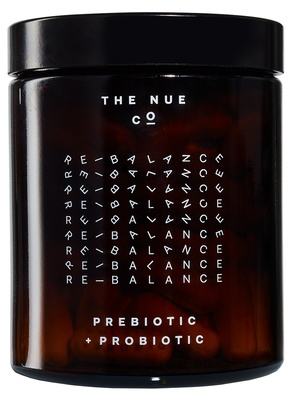 The Nue Co. Prebiotic + Probiotic