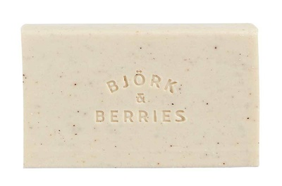 Björk & Berries Exfoliating Bath Soap