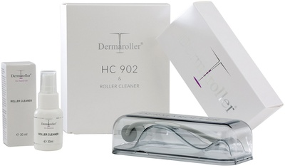 Dermaroller Home Care Dermaroller + Roller Cleaner