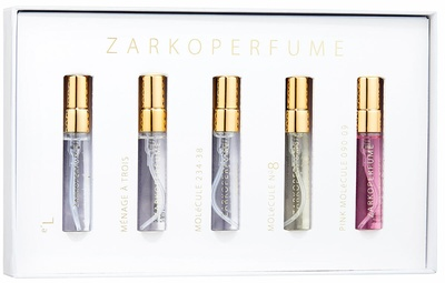 Zarkoperfume 5 Star Kit