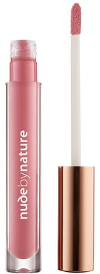 Nude By Nature Moisture Infusion Lipgloss 04 Tea Rose