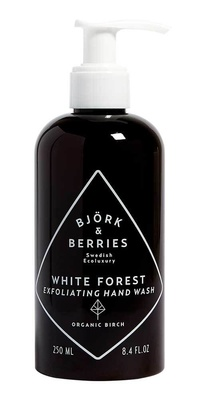 Björk & Berries White Forest Exfoliating Hand Wash