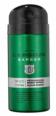 C.O. Bigelow Elixir Green Body Spray