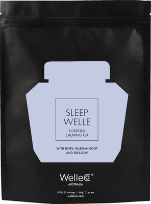 WelleCo Sleep Welle Calming Tea Refill