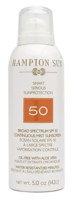 Hampton Sun SPF 50 Continuous Mist Sunscreen