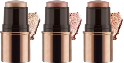 Nude By Nature Glow - Mini Highlight Stick Collection