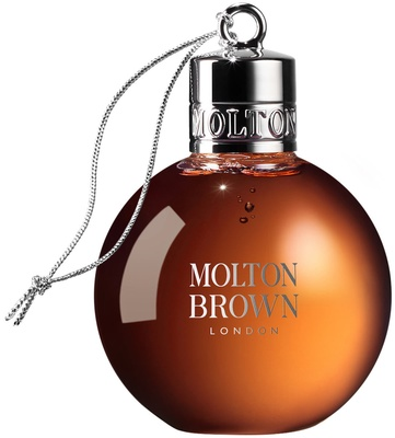 Molton Brown Re-Charge Black Pepper Festive Bauble