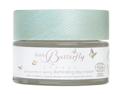 Little Butterfly London Blossoms in spring Illuminating Day Cream