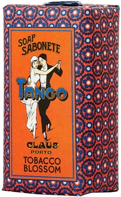 Claus Porto Tango Tobacco Blossom Wax Sealed Soap