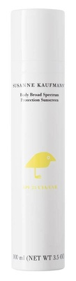 Susanne Kaufmann Body Broad Spectrum Protection Sunscreen SPF 25